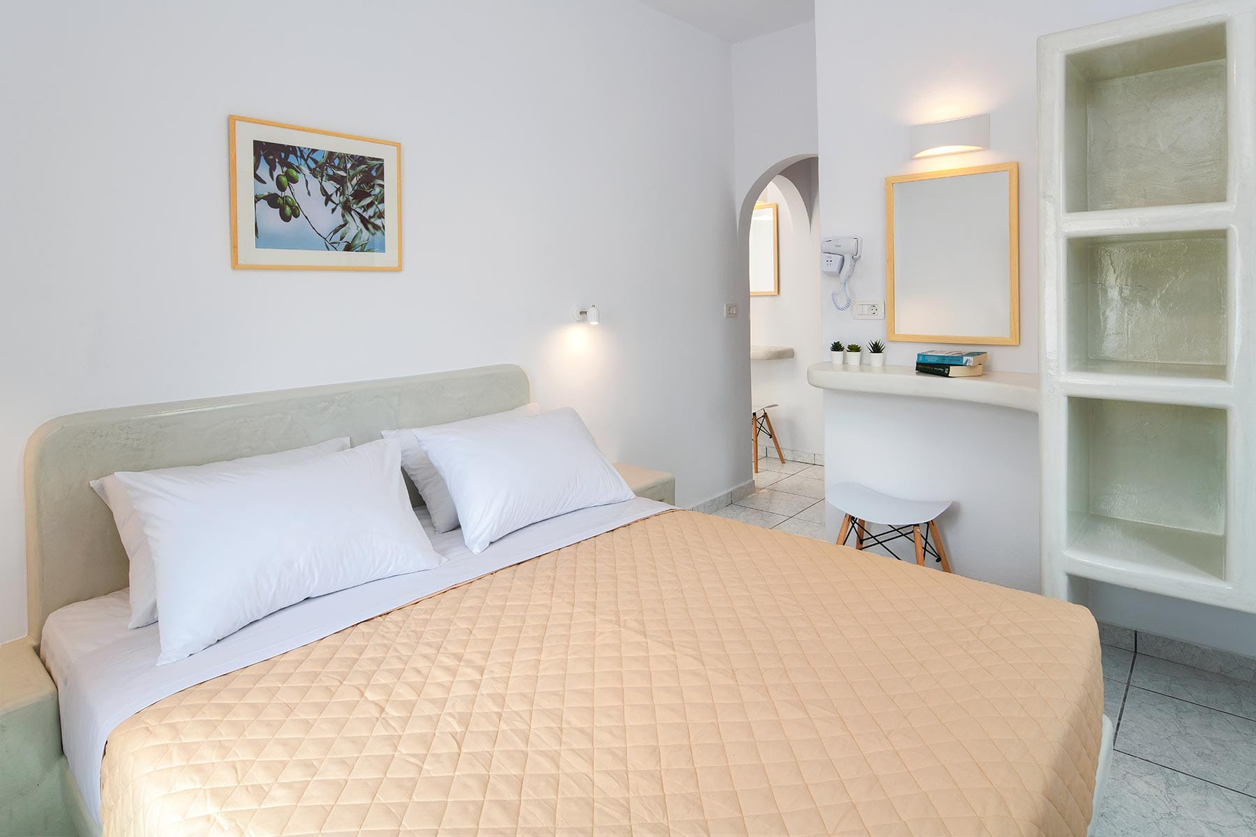 Olive Tree Suites Fira Santorini Greece